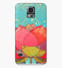 space lotos Case/Skin for Samsung Galaxy