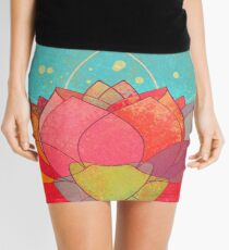 space lotos Mini Skirt
