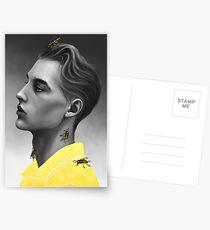 Gansey Postcards