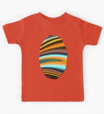 Abstract Fractal Colorways 01BR Kids Clothes