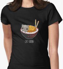 Camiseta entallada Catsudon