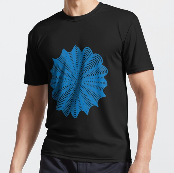 Pattern Active T-Shirt