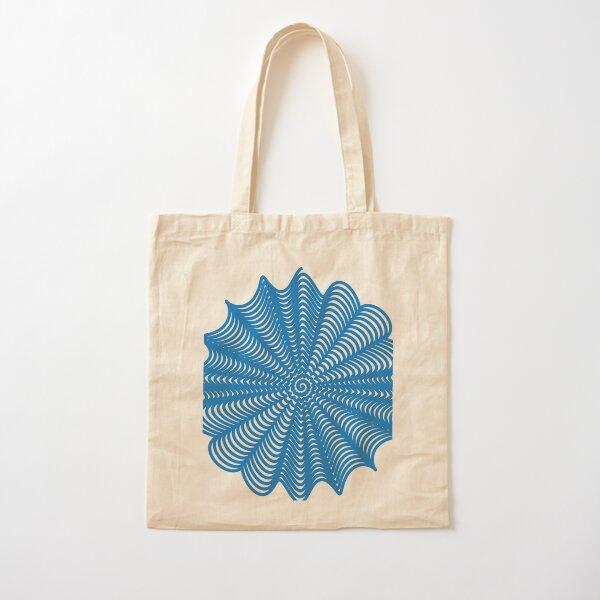 Pattern Cotton Tote Bag