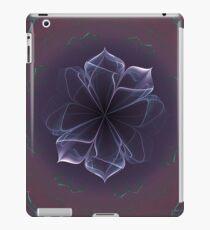 Amethyst Ornate Blossom in Soft Pink iPad Case/Skin