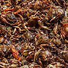 Fresh Crab Korean Market by Bo Insogna