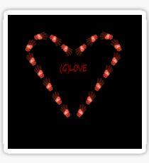 (G)LOVE Sticker