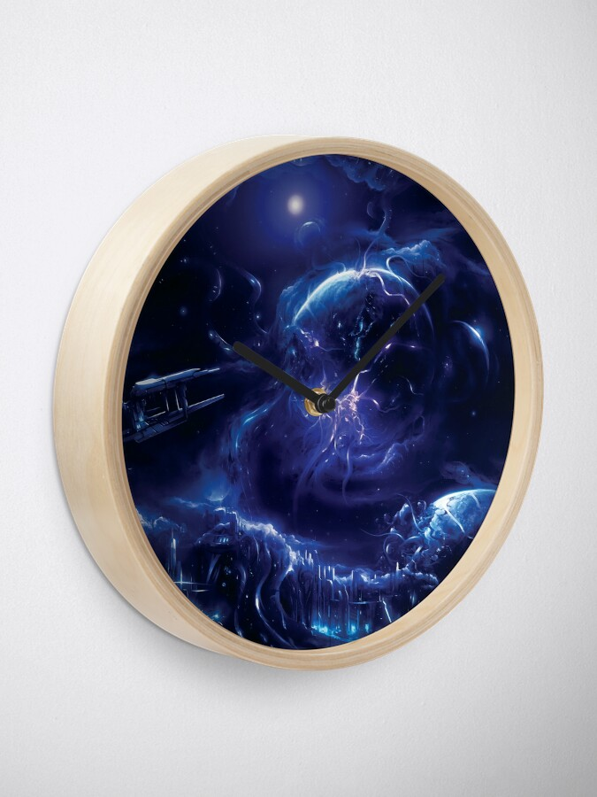 Alternate view of Unknowable Clock