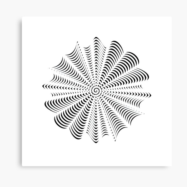 Decorative Pattern Canvas Print