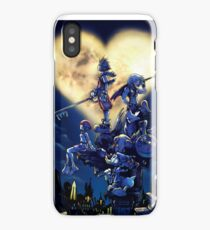 Kingdom Hearts Book iPhone Case