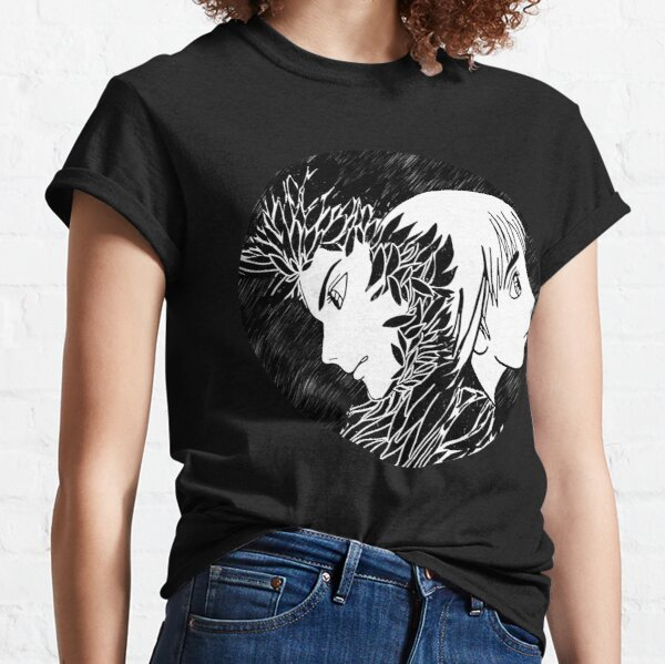 aullido y sophie Camiseta clásica