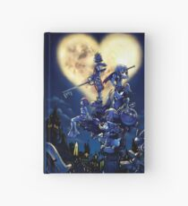 Kingdom Hearts Book Hardcover Journal
