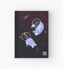 Space Penguins Hardcover Journal