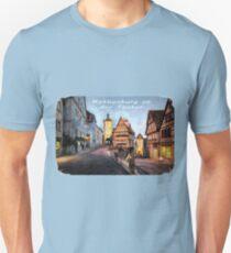 Rothenburg ob der Tauber T-Shirt