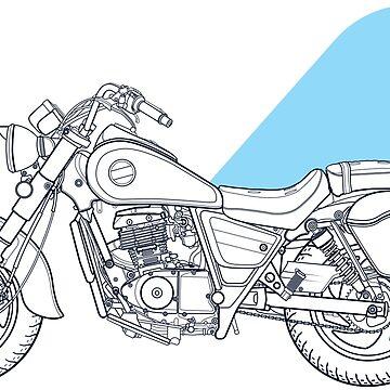 Harley Davidson by maximgertsen