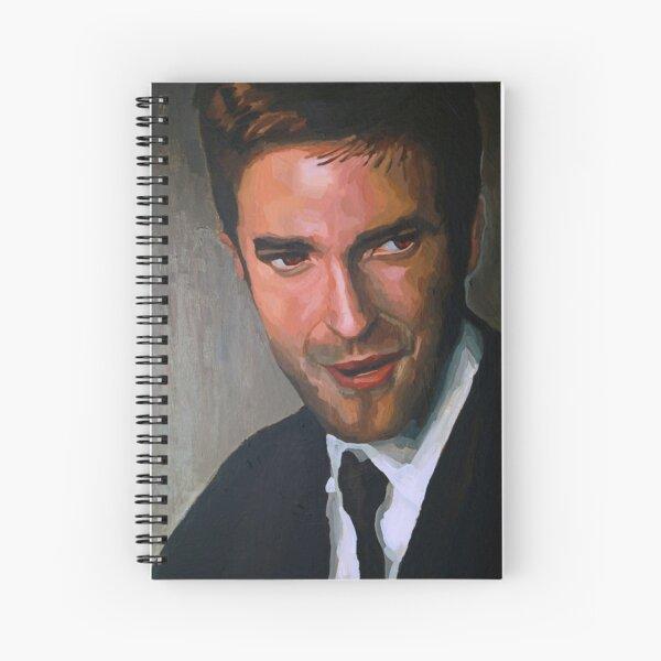 Edward Cullen Spiral Notebook