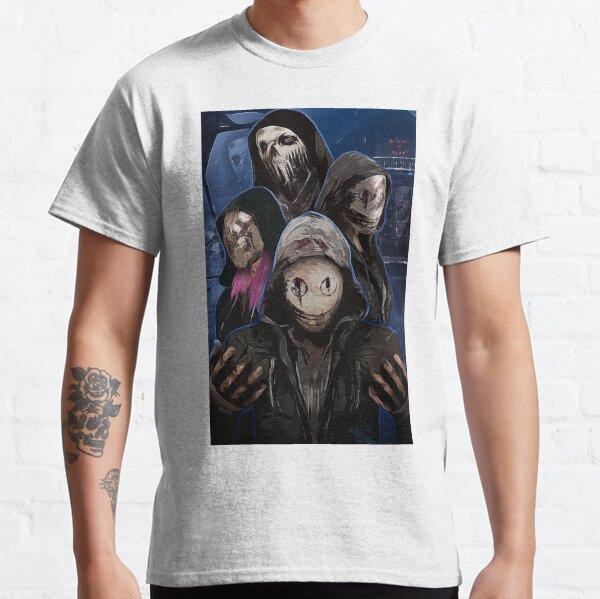 Mort à la lumière du jour 14 T-shirt classique