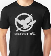 Platform District 9 3/4 Unisex T-Shirt