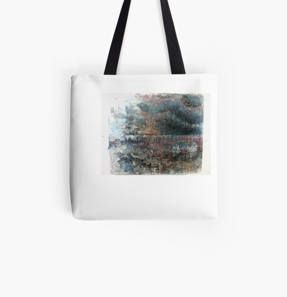 Jamaica 50 (Political Landscaping) All Over Print Tote Bag