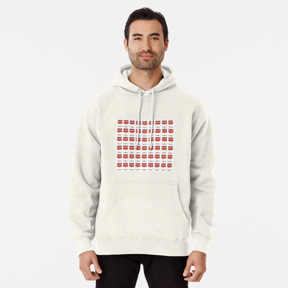 Campbell Soup Pullover Hoodie