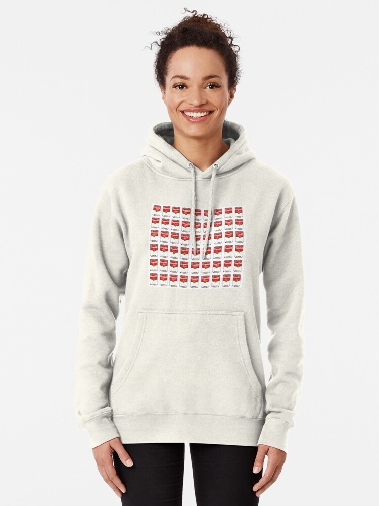 Alternate view of Campbell Soup Pullover Hoodie