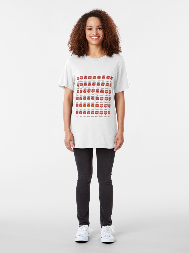 Alternate view of Campbell Soup Slim Fit T-Shirt