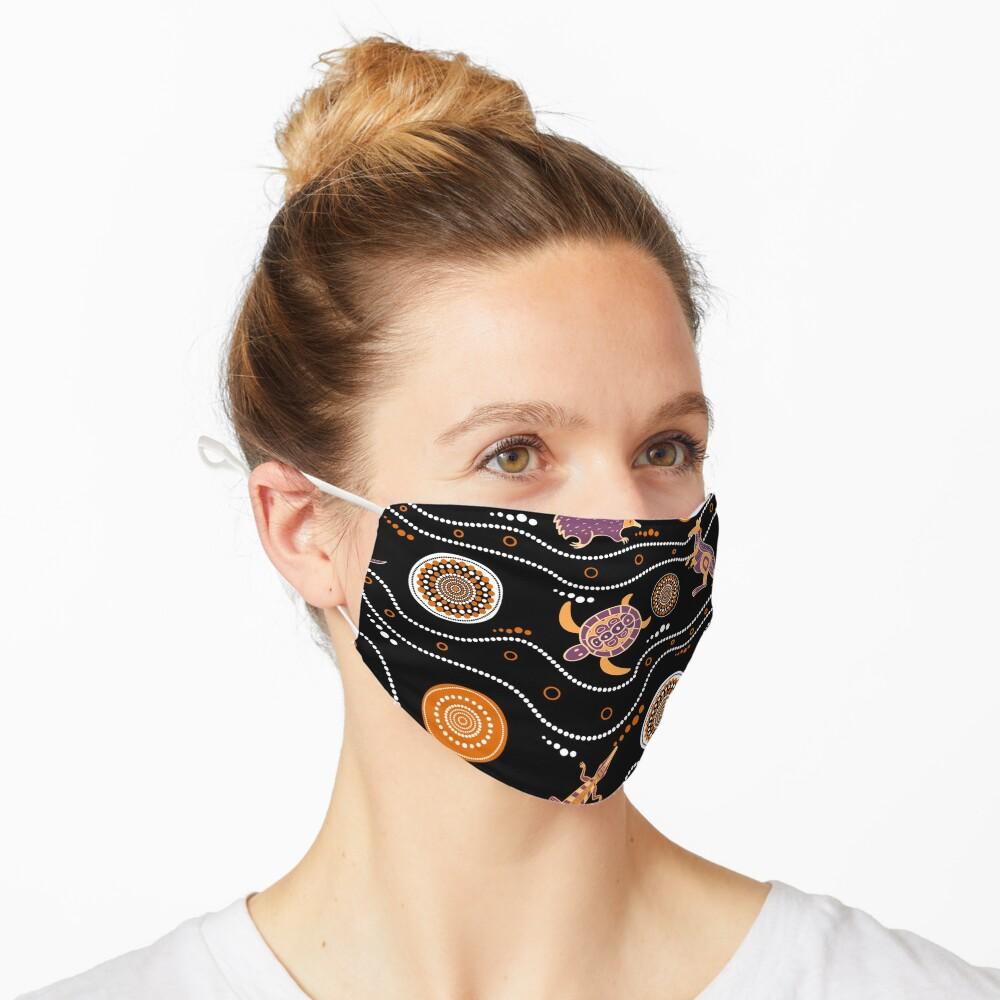 Authentic Aboriginal Mask