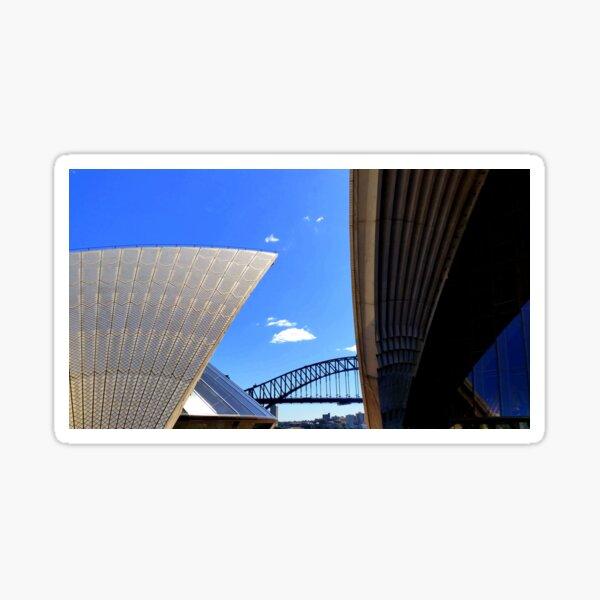 The Opera House Sticker