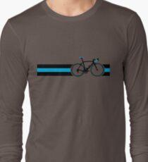 Bike Stripes Team Sky Long Sleeve T-Shirt