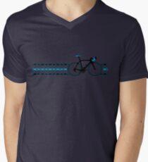 Bike Stripes Team Sky - Chain T-Shirt