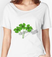 Clovers Women's Relaxed Fit T-Shirt