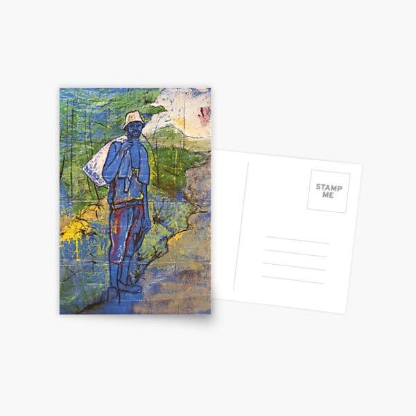 Trelawny Untitled (Win-gie) Postcard