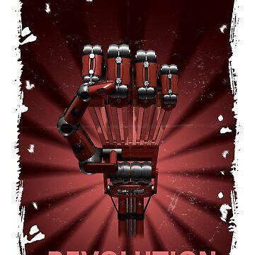 Robot Revolution by Packrat
