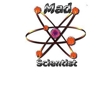 Atomic Mad Scientist by Packrat