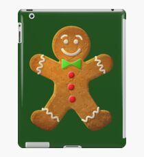 Gingerbread man iPad Case/Skin