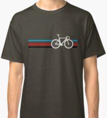 Bike Stripes Velodrome Classic T-Shirt