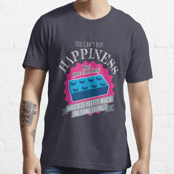 Brick Happiness Essential T-Shirt