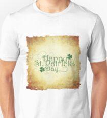 Happy Saint Patrick's day irish Unisex T-Shirt