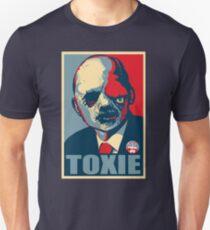 TOXIC AVENGER FOR PRESIDENT - VOTE TOXIE Unisex T-Shirt