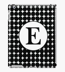 E Bubble iPad Case/Skin