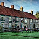 The Royal Oak Inn, Gillamoor by Colin Metcalf