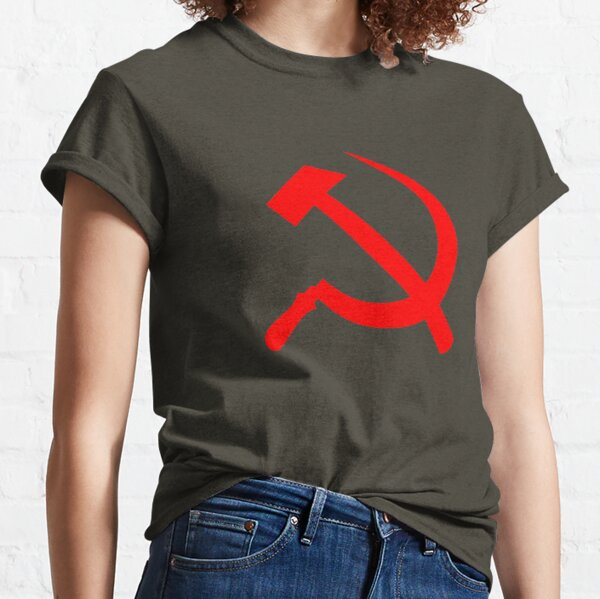 Hammer and Sickle Classic T-Shirt