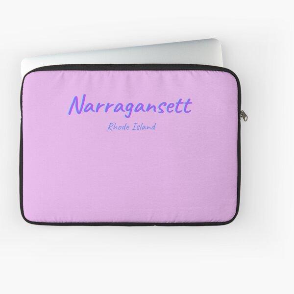 Narragansett Rhode Island Laptop Sleeve