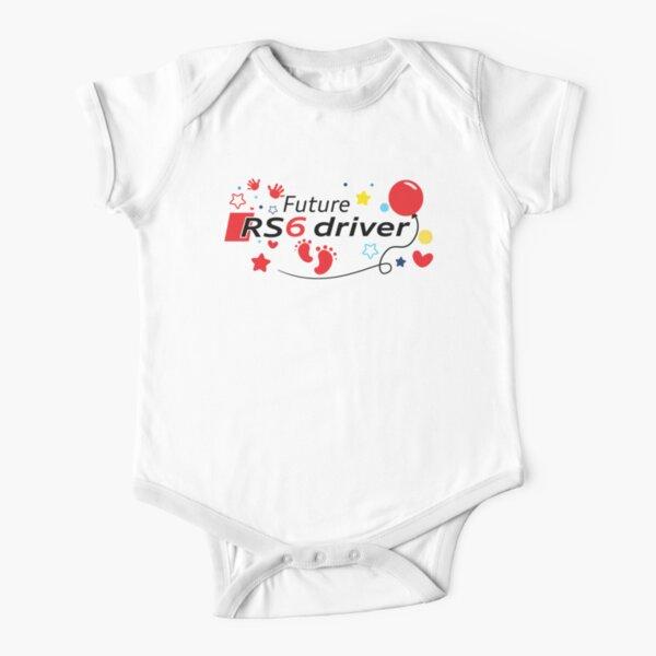 Zukünftiger RS6-Treiber Baby Body Kurzarm