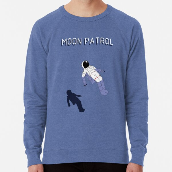 Moon Patrol Cool Lightweight Sweatshirt