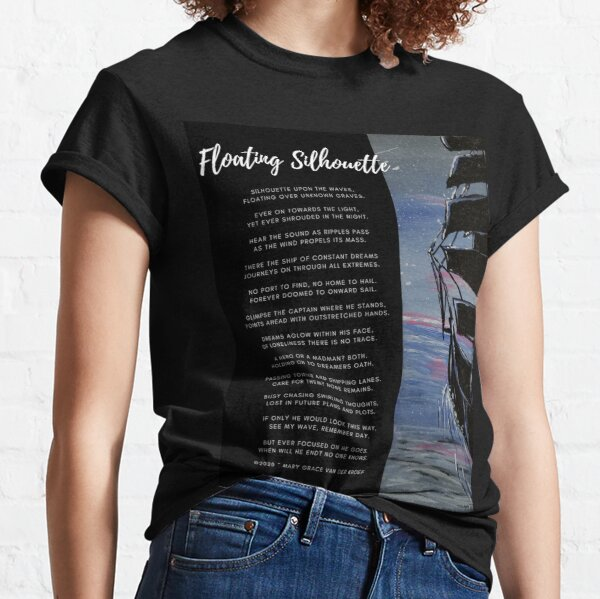 Floating Silhouette Classic T-Shirt