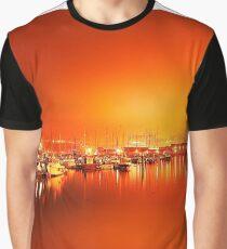 Harbor rays  Graphic T-Shirt