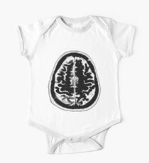 Black and White Cortex One Piece - Short Sleeve