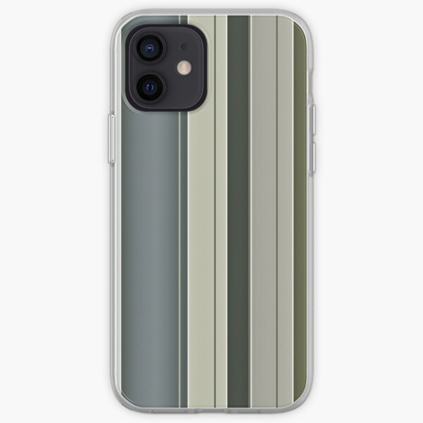 Gentle elegance gold iPhone Soft Case
