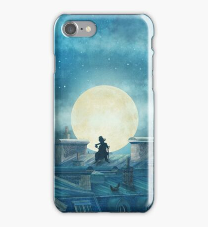 Rooftoppers iPhone Case/Skin