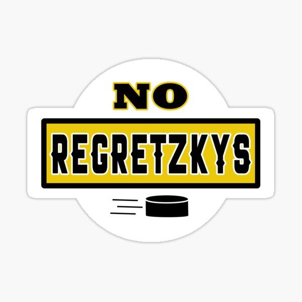 No Regretzkys - LetterKenny Fan Art Sticker